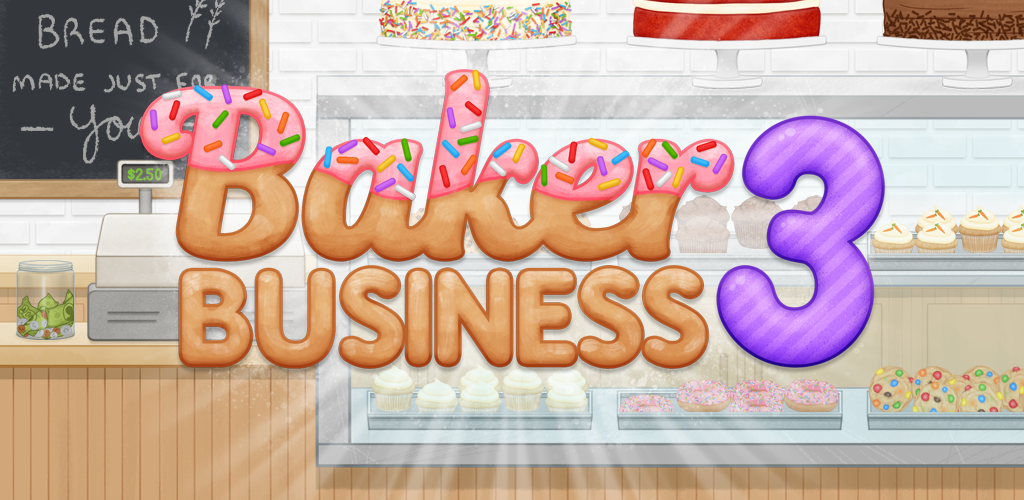 Baker Business 3 Feature Graphic