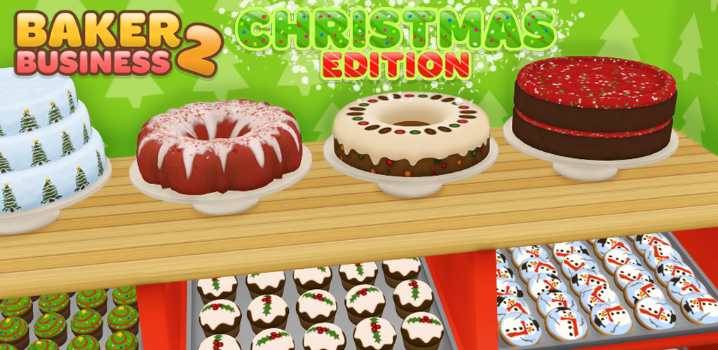 Baker Business 2 Christmas Feature Graphic