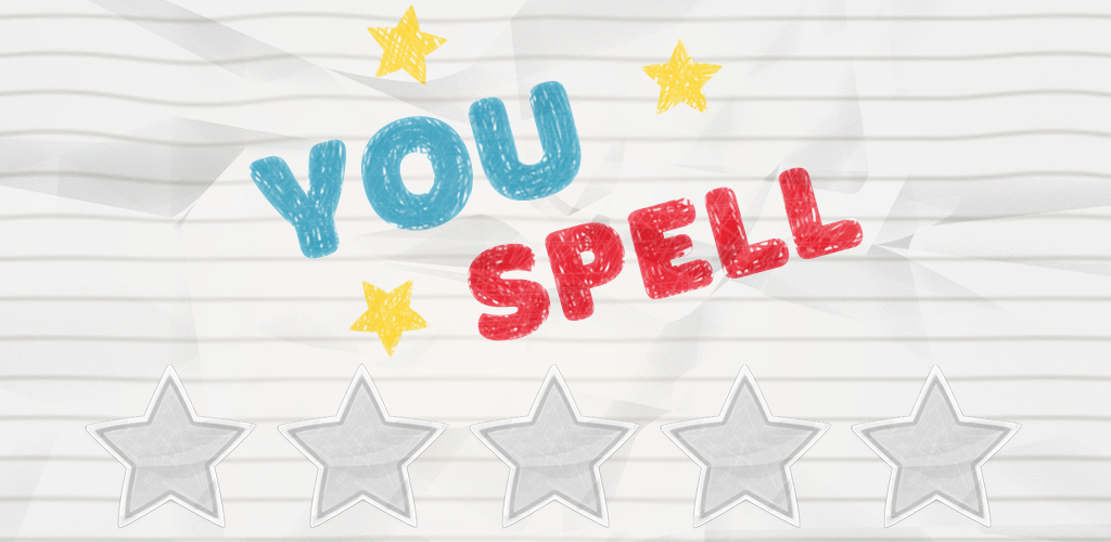 YouSpell Feature Graphic